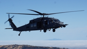 Pavehawk Helicopter