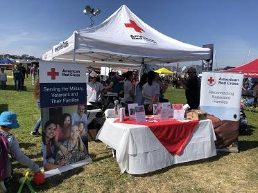 Red Cross Fleet Week 2019